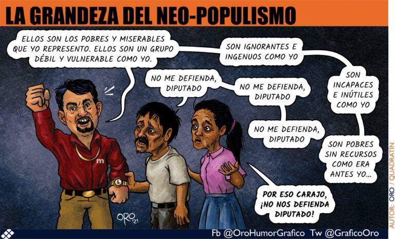 La grandeza del neo-populismo